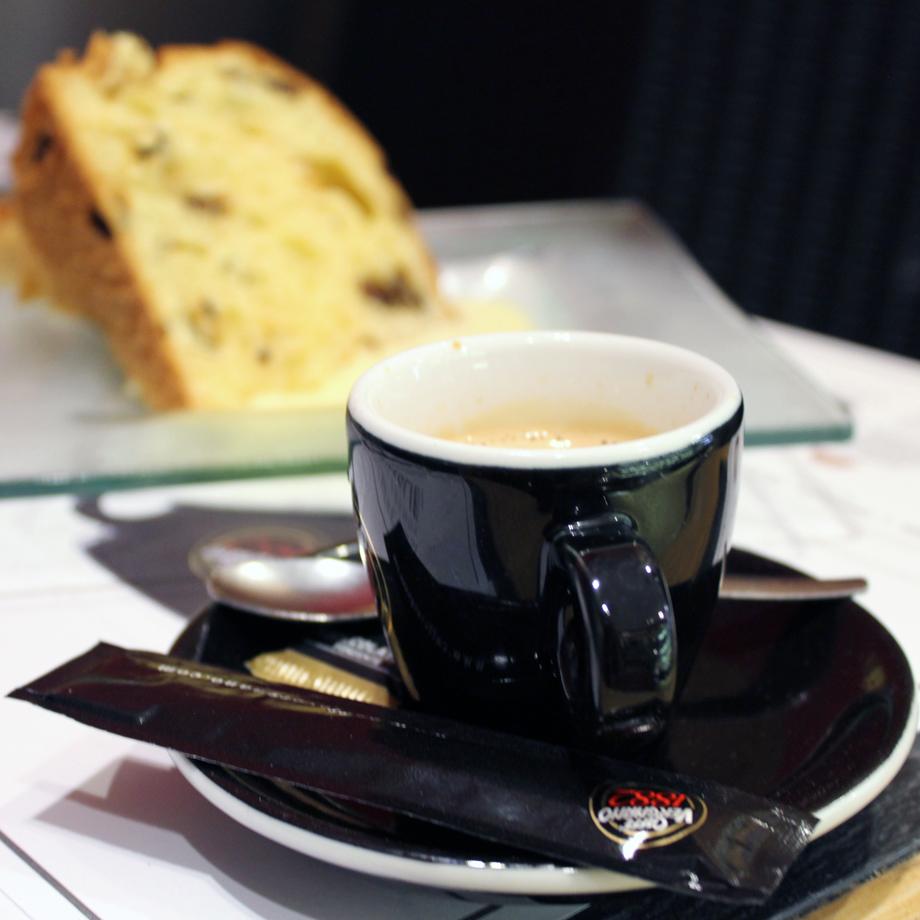 Delizius café