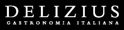 delizius Logo Blanc