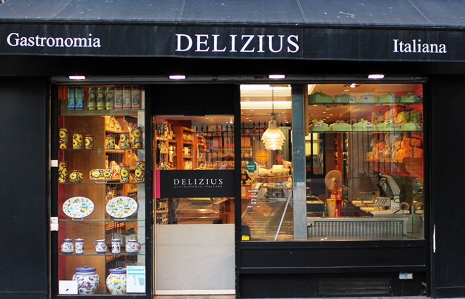 Delizius rue Moufetard